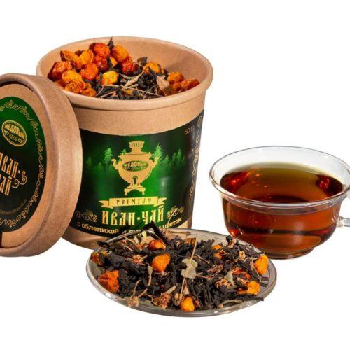 Иван-чай облепиха липовый цвет