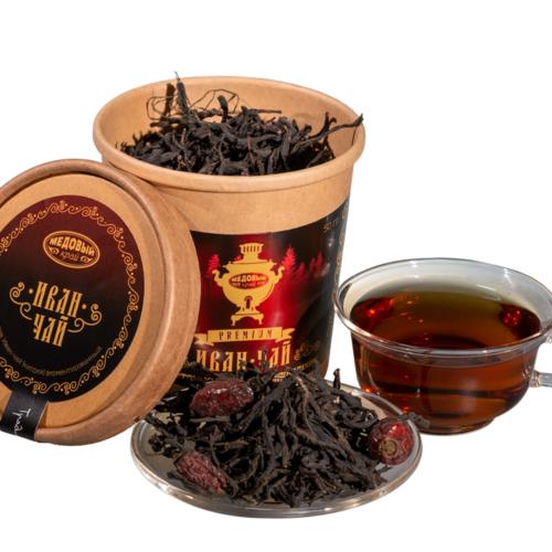 Иван-чай шиповник цвет кипрея